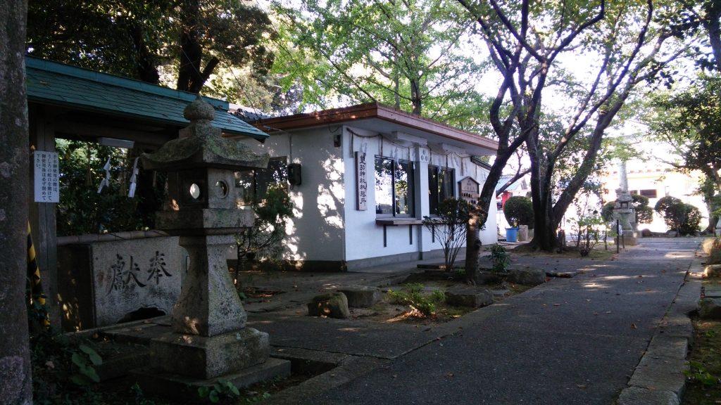 豊功神社社務所